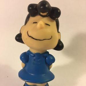 Vintage 1968 Plastic Lucy,